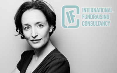 Brand Story of International Fundraising Consultancy