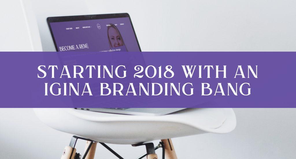 iGina rebrand