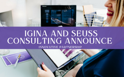 iGina and life-science consultants Seuss Consulting announce innovative partnership