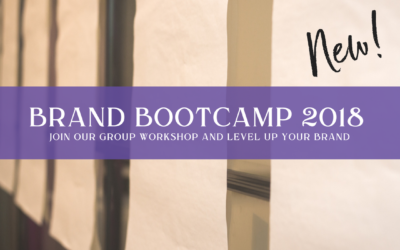 Join our Brand Bootcamp in Amsterdam on September 15