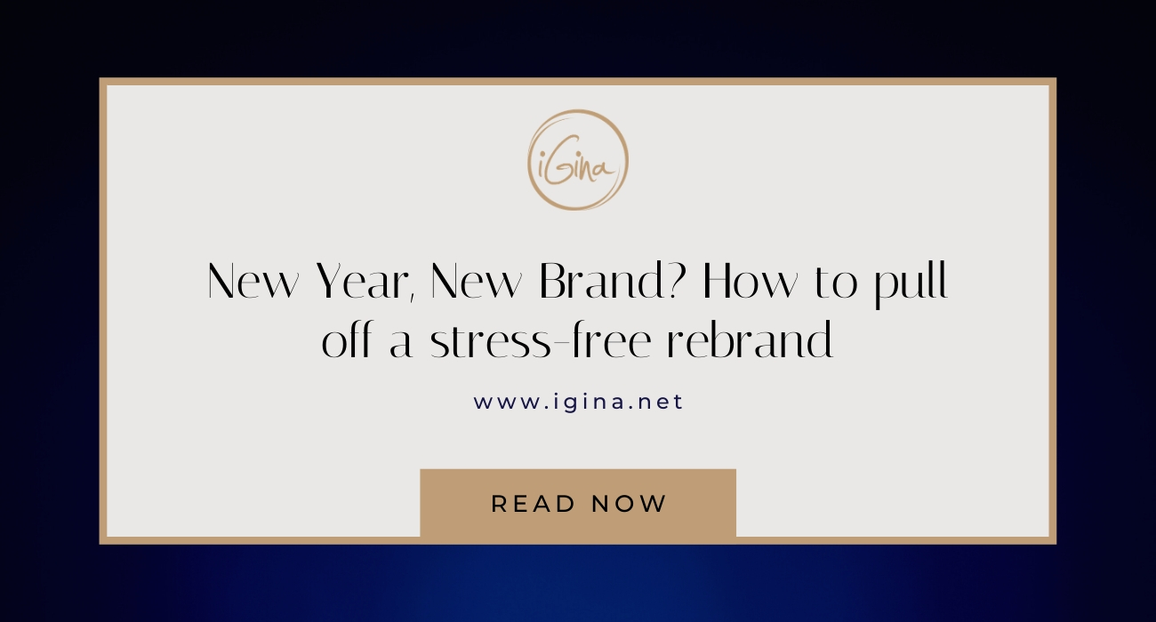 How to pull off a stress-free rebrand