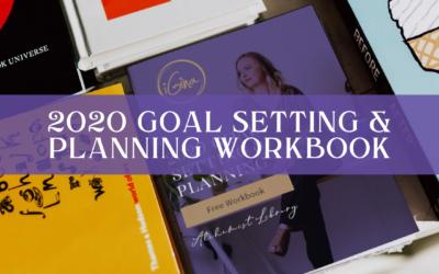 Free 2020 Goal Setting & Planning Workbook