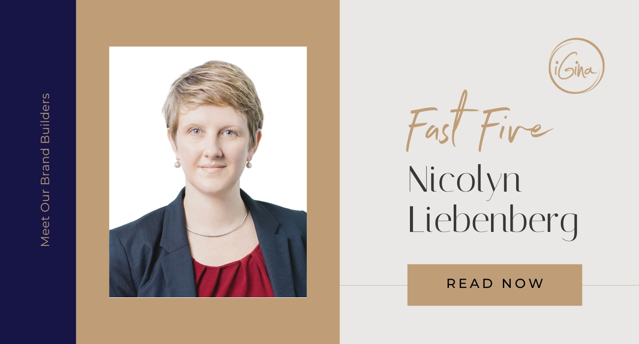 Meet the Team: Fast Five with Nicolyn Liebenberg